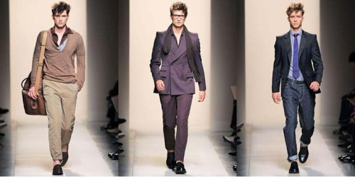 favorite looks from bottega veneta menswear s/s 2010.