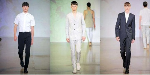 favorite looks from jil sander menswear s/s 2010.