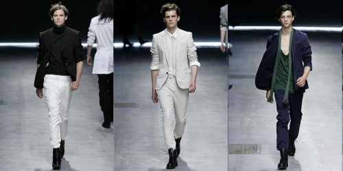 costume national homme menswear s/s 2010: 3 favorites.