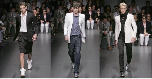 gianfranco ferre menswear s/s 2010: 3 favorites.