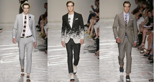moschino menswear s/s 2010: 3 favorites.